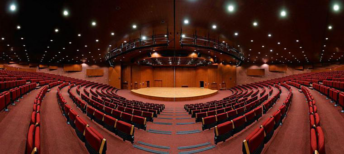 HOTEL | MARRIOTT AUDITORIUM