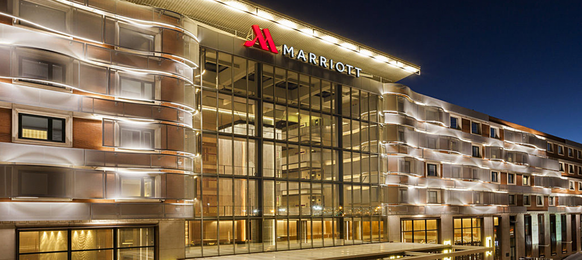 Marriott | Auditorium Hotel