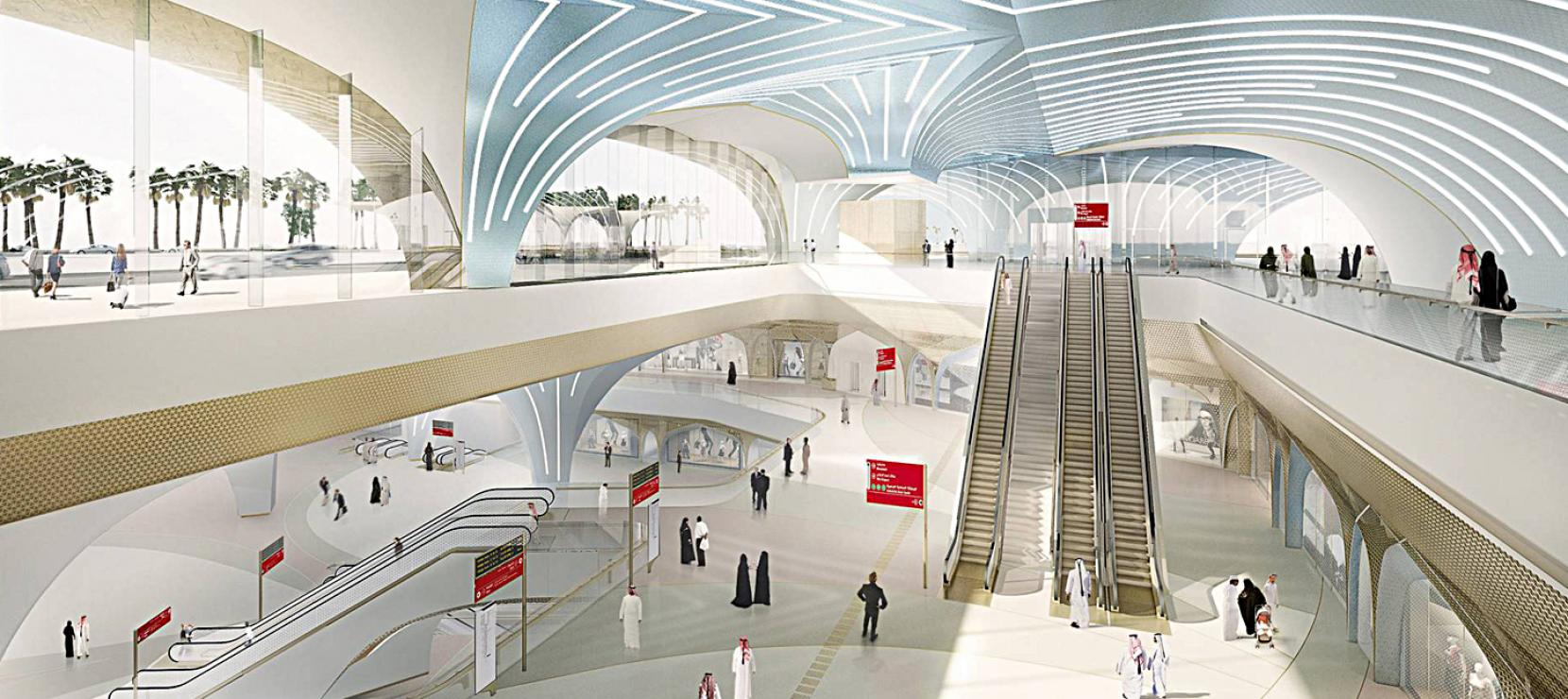 6 More Doha Metro Stations