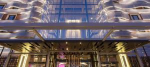 Marriott Hotel – Madrid