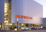 Porsche Showroom by Tecfire