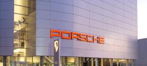 Porsche Showroom by Tecfire