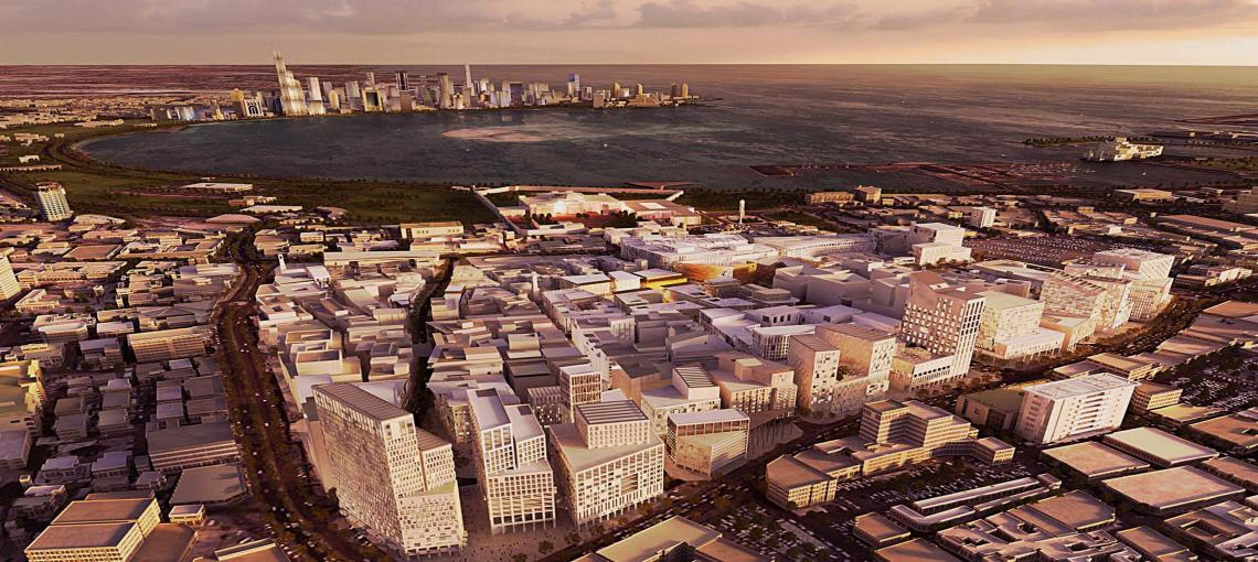 Downtown Doha | Sustainable City