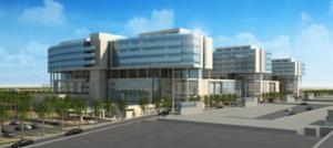 New Project:SANG Hospitals in KSA