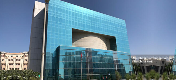 Newly Awarded Project in Abu Dhabi (UAE)
