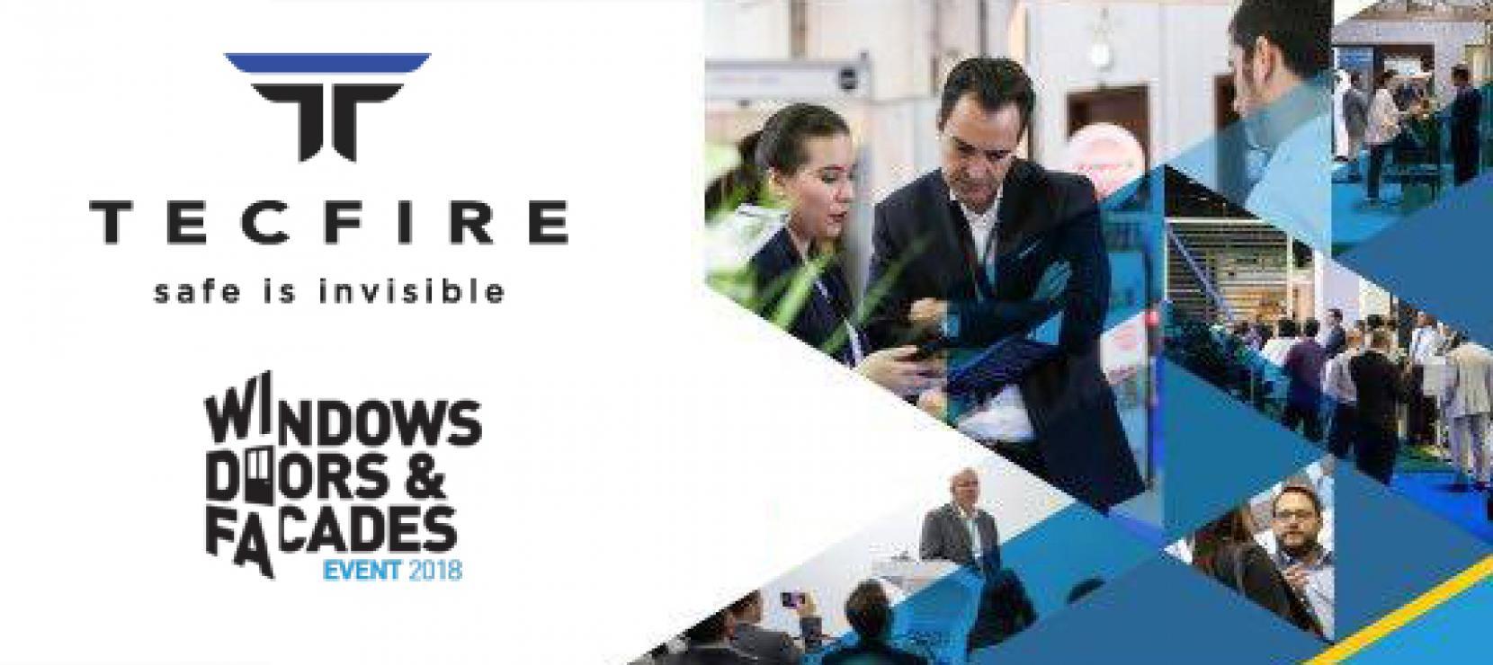 Tecfire dans l'événement WDF 2018