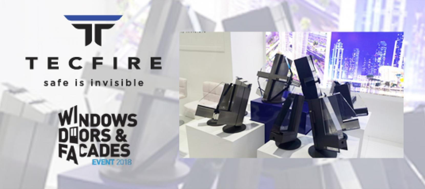 Tecfire en el evento WDF 2018