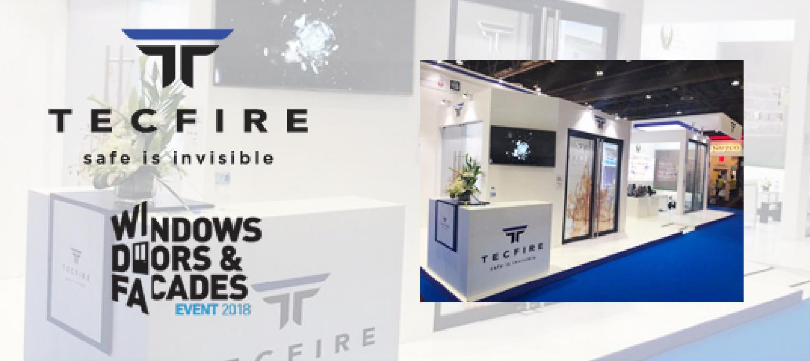 Tecfire at WDF Event 2018