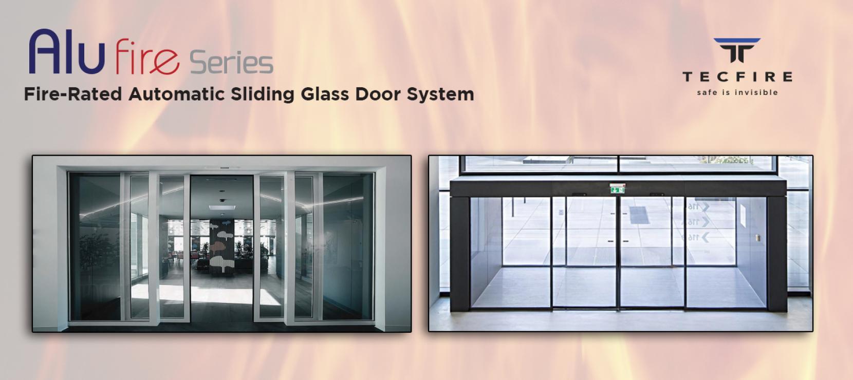 R&D: AS85 Glass Sliding Door