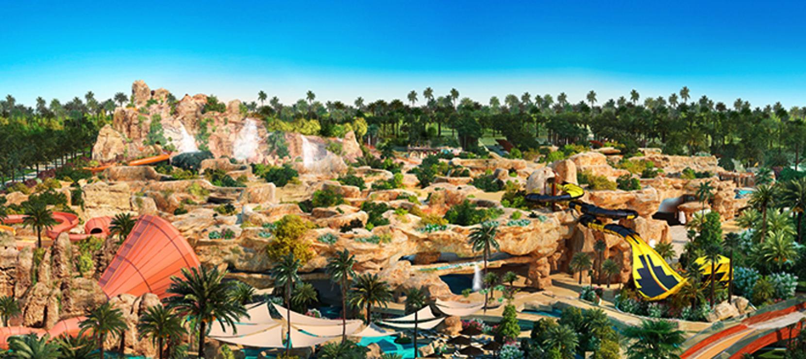 Theme Park in Qatar