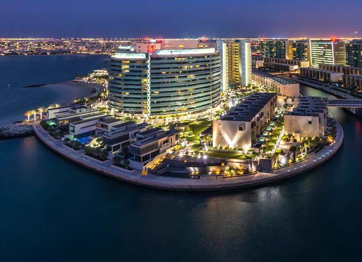 Khor Al Raha à Abu Dhabi