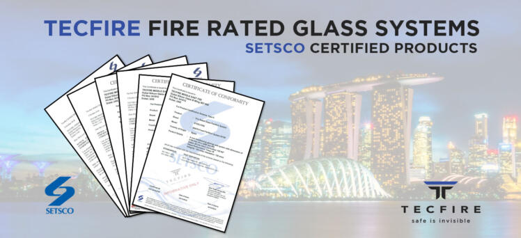 SETSCO Singapore Approved!