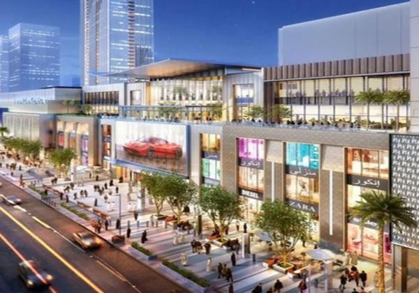 Centre commercial Al Maryah à Abu Dhabi