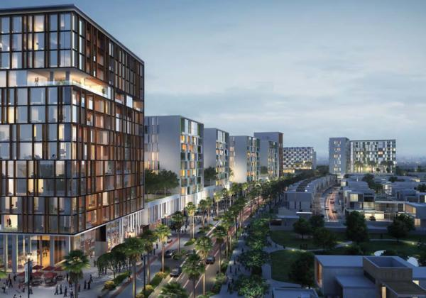 Nuevo Proyecto En Distrito Dubai South