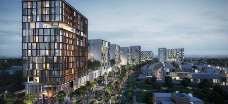 New Project: The Dubai South