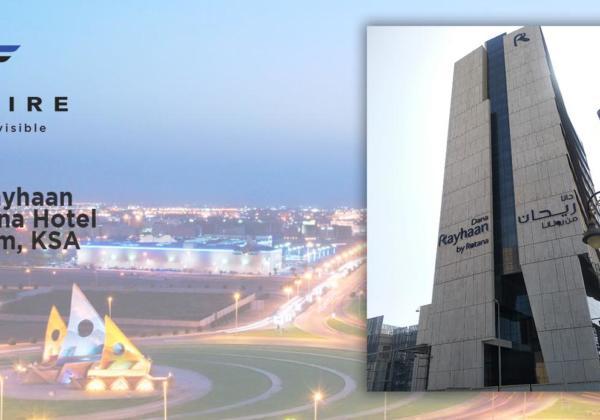 Hotel Dana Rayhaan en Dammam, Arabia Saudí