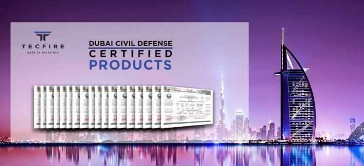 Dubai Civil Defense Renewal