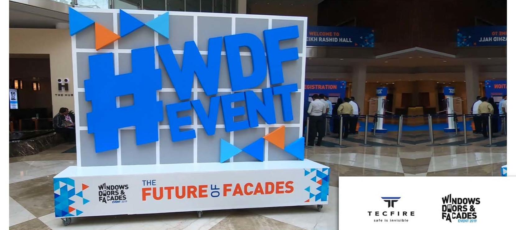 Windows, Doors & Facades Event
