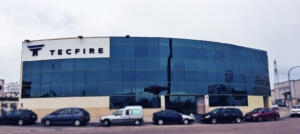 Tecfire's New Spain Factory