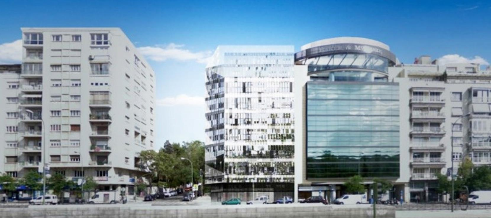 New Project in Madrid