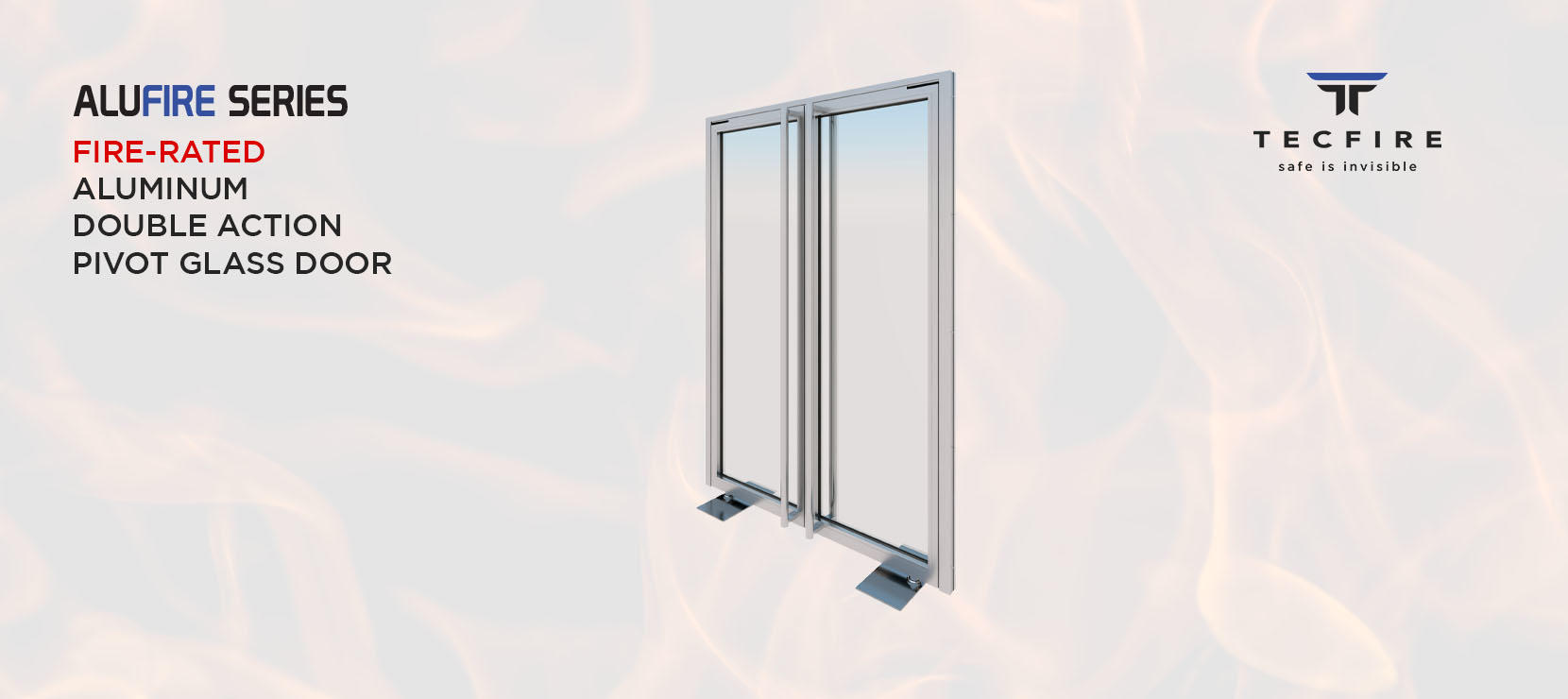 Double Action Pivot Door