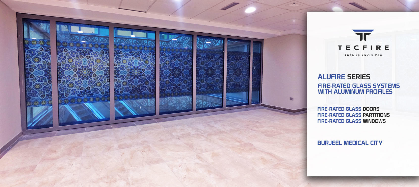 Completed Project: Burjeel Medical City
