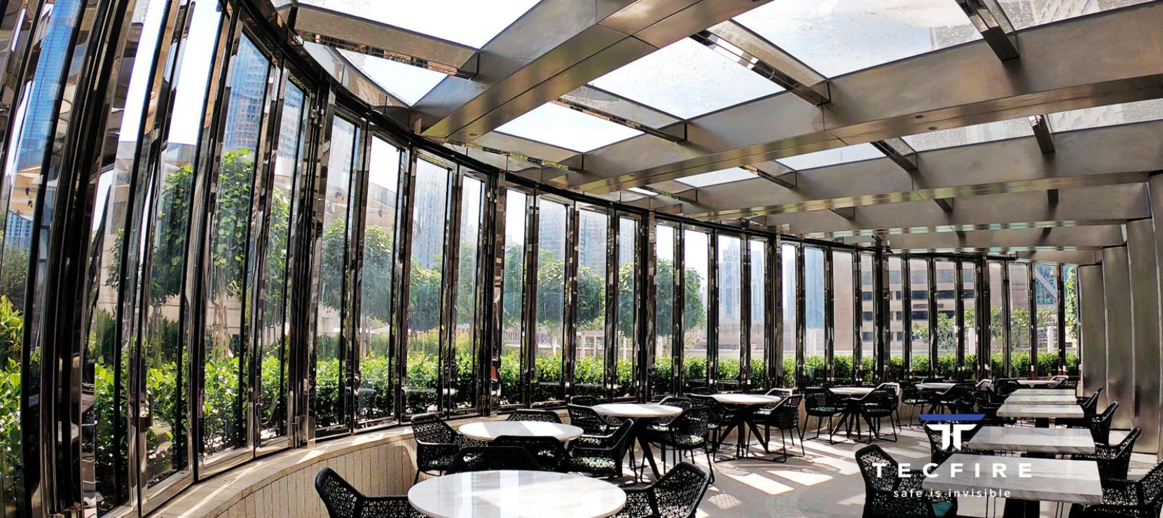 Skyview Dubai Bespoke Doors