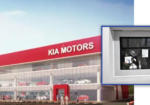 In Progress: Kia Car Showroom