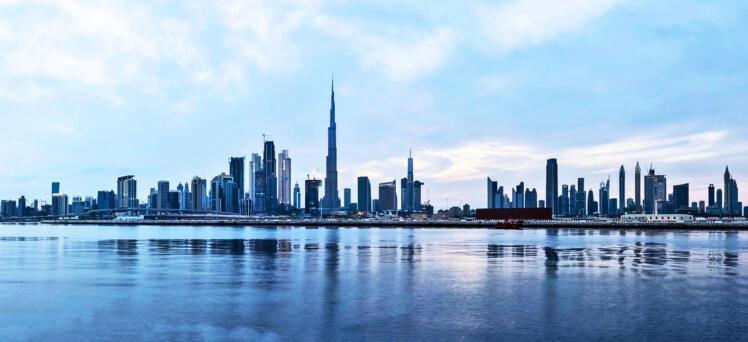 New Project in Dubai