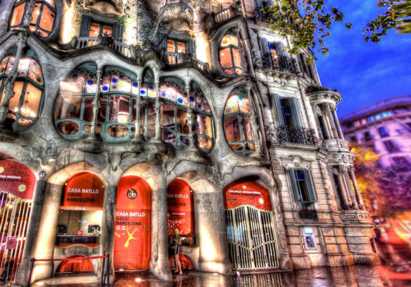 Iconic Project: Casa Batlló, Barcelona