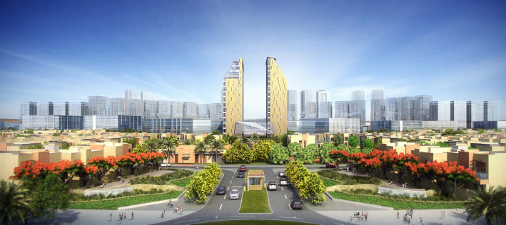 New Project: Dubai Science Park