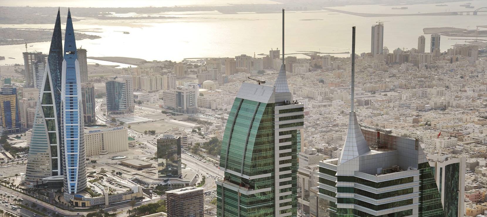 New Project in Bahrain