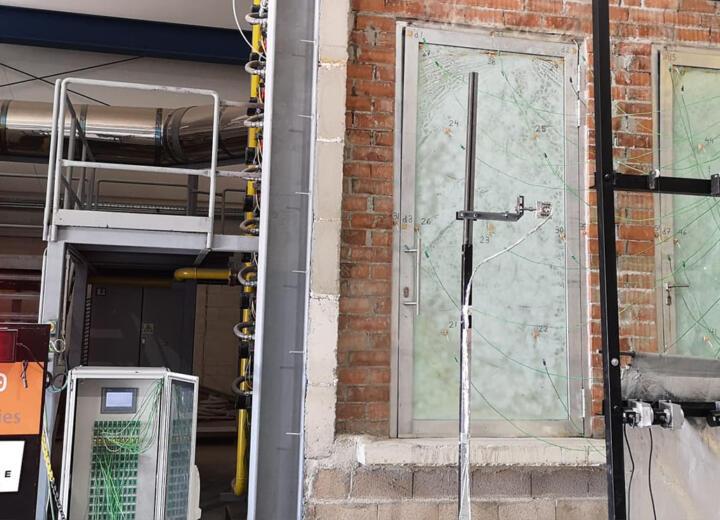 New Innovative Door System