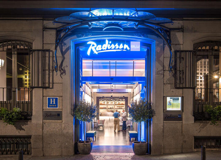 Radisson Blu Hotel, Madrid