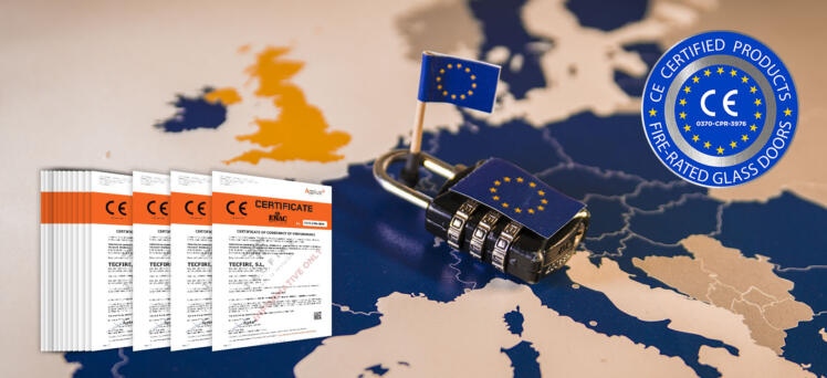 New CE Marking Certificates