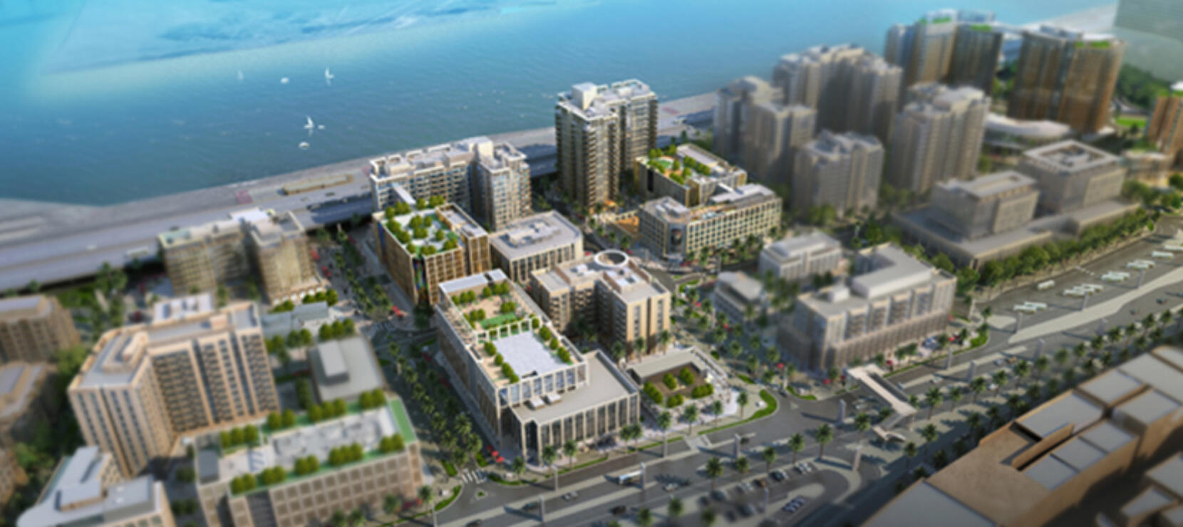 Newly Awarded: Deira Waterfront Project (Dubai)