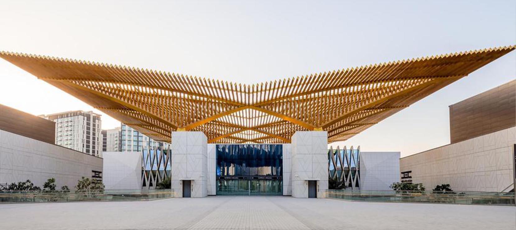 New Project: Dubai Expo 2020 Metro Station