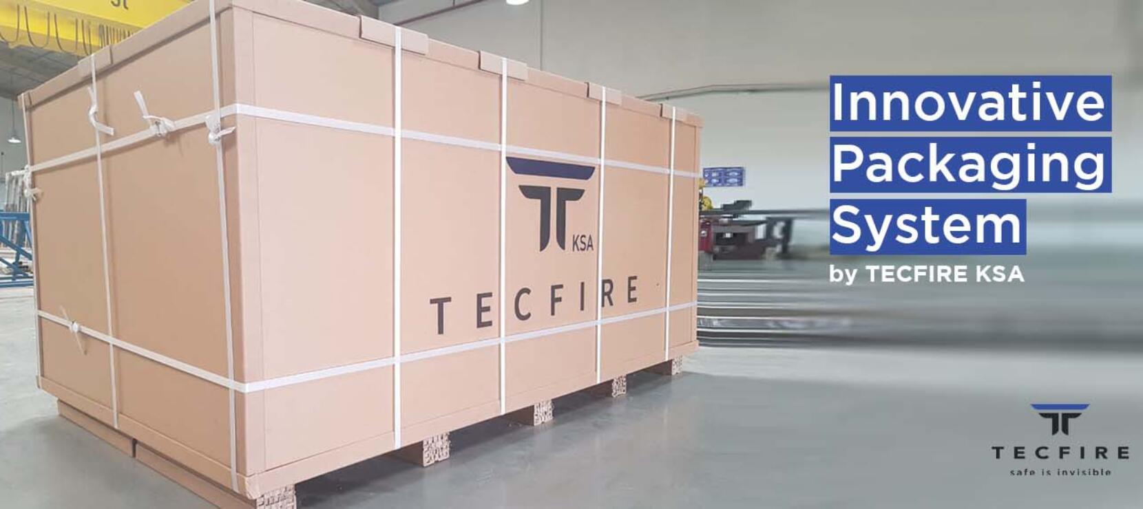 New & Innovative Packaging System developed by Tecfire KSA