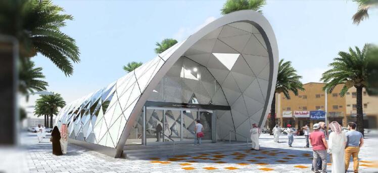 Riyadh Metro Station Project (KSA)